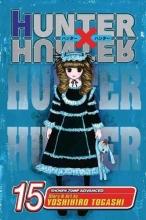 Togashi, Yoshihiro Hunter X Hunter 15