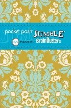 The Puzzle Society Pocket Posh Jumble BrainBusters