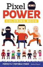 Dmitrii Vlasov Pixel Power Coloring Book