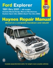 Haynes Publishing Ford Explorer, Mazda Navajo, Mercury Mountaineer (91 - 05)