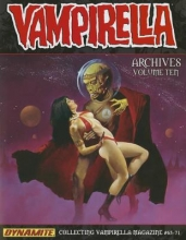 DuBay, Bill Vampirella Archives, Volume Ten