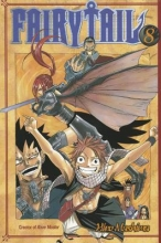 Mashima, Hiro Fairy Tail 8
