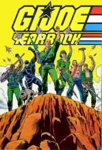 Hama, Larry G.I. Joe Yearbook