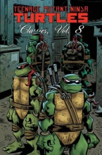 Lawson, Jim Teenage Mutant Ninja Turtles Classics 8