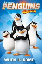 Nitz, Jai Penguins of Madagascar 1