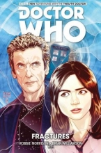 Morrison, Robbie Doctor Who the Twelfth Doctor 2