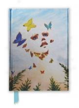 Flame Tree Simposium de Mariposas by Octavio Ocampo (Foiled Journal)