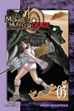 Mashima, Hiro Monster Hunter Orage, Volume 3