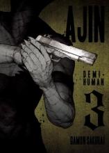 Sakurai, Gamon Ajin Demi-human 3