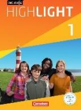 Abbey, Susan,   Donoghue, Frank,   Thorne, Sydney English G Highlight 01: 5. Schuljahr. Schülerbuch Hauptschule