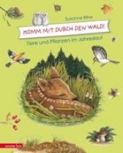 Riha, Susanne Kommt mit durch den Wald