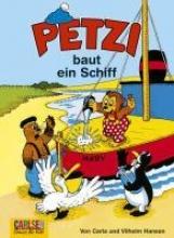 Hansen, Carla Petzi 01. Petzi baut ein Schiff