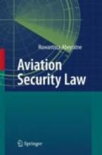 Ruwantissa Abeyratne Aviation Security Law