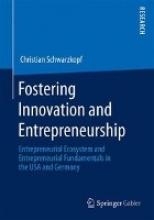 Schwarzkopf, Christian Fostering Innovation and Entrepreneurship