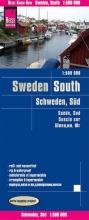, Reise Know-How Landkarte Schweden Süd 1 : 500 000