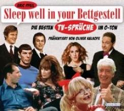 Pfeil, Eric Sleep well in your Bettgestell