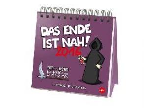 Holtschulte, Michael Holtschulte Aufstell-Postkartenkalender 2016