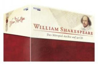 Shakespeare, William Hörspiel-Archiv. 40 CDs