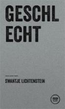 Lichtenstein, Swantje Geschlecht