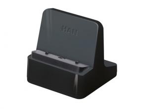 , Smartphone standaard HAN Smart Line 72x72x74mm zwart