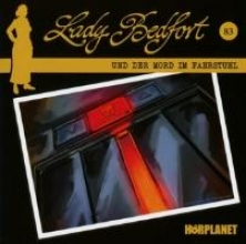 Lady Bedfort 83: Der Mord im Fahrstuhl