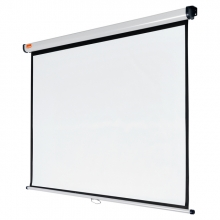 , Projectiescherm Nobo wand 150x104cm