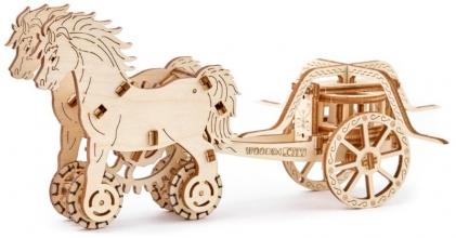, Chariot Da Vinci 3D puzzel