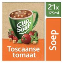 , Cup-a-soup Toscaanse tomatensoep 21 zakjes