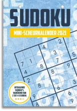 , MINI SCHEURKALENDER 2021 SUDOKU  - FSC MIX CREDIT