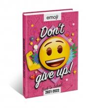 , Emoji- Don`t give up! - Schoolagenda - BTS 21-22