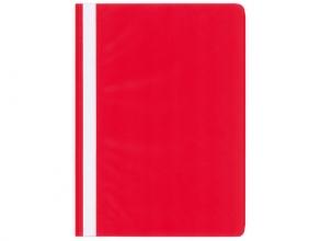 , snelhechtermap Kangaro A4 PP rood
