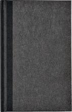 , Notitieboek Octavo 103x165mm 192blz gelinieerd grijs gewolkt