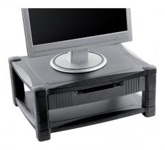 , Monitorstandaard Quantore LCD 36kg zwart