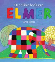 David  McKee Het dikke boek van Elmer