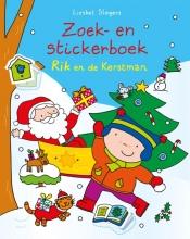 Liesbet  Slegers Rik Rik en de Kerstman