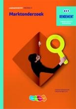 Evelien van Dijk Mirjam Broekhoff, Marktonderzoek niveau 4 Leerwerkboek
