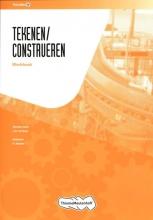 J.G.  Verhaar Tr@nsfer-w Tekenen/Construeren Leerwerkboek