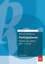 W.F.A.  Eiselin Tekst en Toelichting Participatiewet.