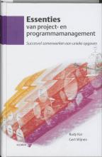 G. Wijnen R. Kor, Essenties van project- en programmamanagement