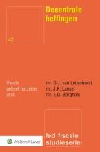 E.G. Borghols G.J. van Leijenhorst  J.K. Lanser, Decentrale heffingen
