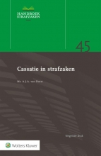 A.J.A. van Dorst , Cassatie in strafzaken