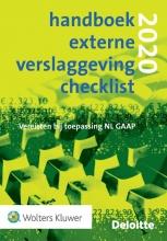 , Handboek Externe Verslaggeving Checklist 2020