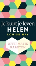 Louise  Hay Affirmatiekaarten – Je kunt je leven helen