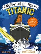 Bill Doyle , Ontsnap uit dit boek - Titanic