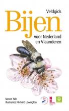 Steven Falk Richard Lewington, Bijen - Veldgids voor Nederland en Vlaanderen