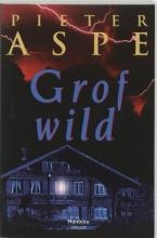Pieter  Aspe Grof wild