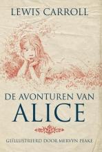 Lewis Carroll , De avonturen van Alice
