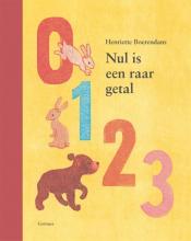 Henriëtte  Boerendans Nul is een raar getal