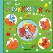 Jet  Boeke Met Dikkie Dik het jaar door