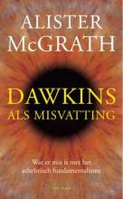 A.  MacGrath, C.  MacGrath Dawkins als misvatting